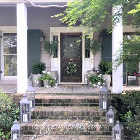 Spring And Summer Front Porch Ideas
