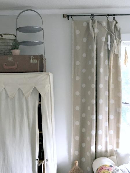 Floor Length Curtain How To